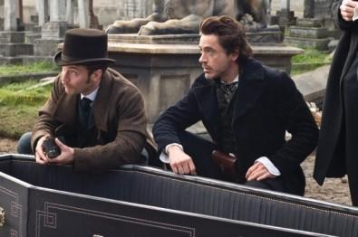 Sherlock Holmes, Zdroj: Warner Bros. Pictures