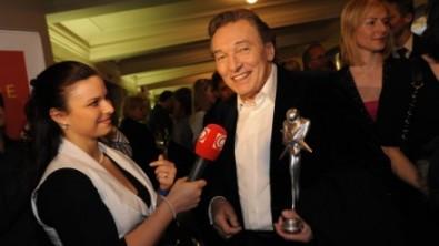 Karel Gott získal Zvláštní cenu TV NOVA