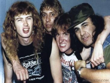 Megadeth, zdroj: archiv kapely