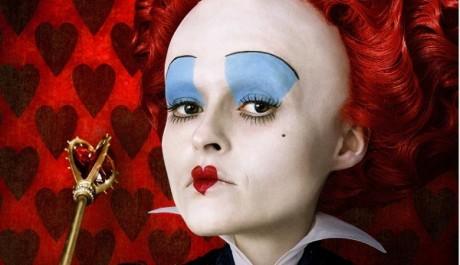 FOTO: Alenka v říši divů - Helena Bonham Carter