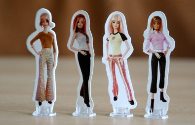 Barbie: Svět modelek - Barbieny, Foto: Hana Vítová, Topzine.cz