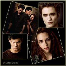 Bella, Jacob, Edward