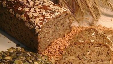 FOTO: Celozrnný chléb