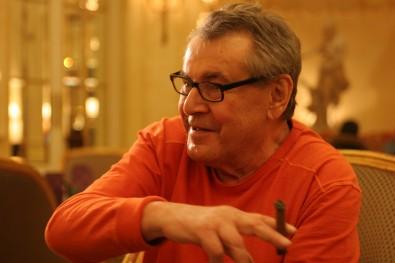 Režisér Miloš Forman, Zdroj: distributor filmu