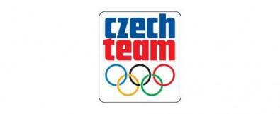 Logo českého olympijského týmu Zdroj: www.olympic.cz