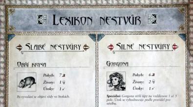 Dorn - Lexikon nestvůr, Foto: Hana Vítová, Topzine.cz