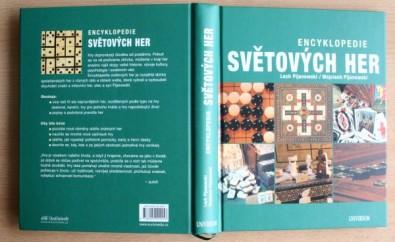 Encyklopedie světových her - obal, Foto: Hana Vítová, Topzine.cz