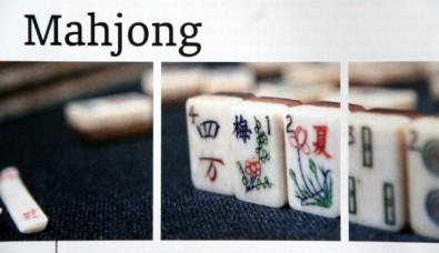 Encyklopedie světových her - Mahjong, Foto: Hana Vítová, Topzine.cz