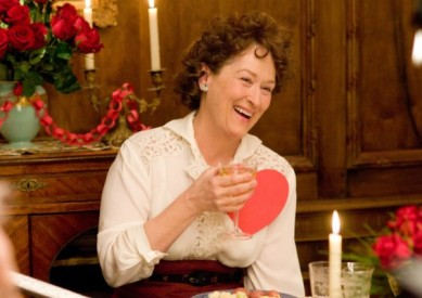 Meryl Streep ve snímku Julie&Julia