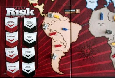 Risk - Jižní Amerika a mise, Foto: Hana Vítová, Topzine.cz
