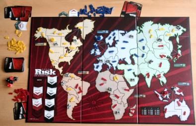 Risk - rozehraná hra, Foto: Hana Vítová, Topzine.cz