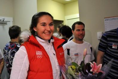Šárka Záhrobská Zdroj: www.olympic.cz