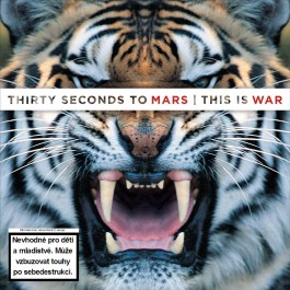 30 Seconds To Mars - This is War, Zdroj: archiv