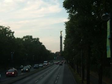 Berlín, ilustrační foto Zdroj: archiv Evy Markové