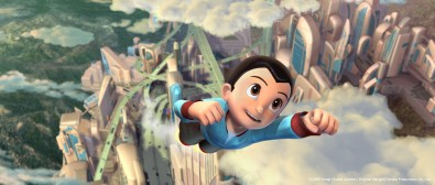 Astro Boy Zdroj: distributor filmu