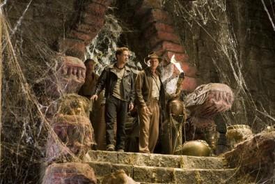 Z filmu Indiana Jones a Království křišťálové lebky. Zdroj: bontonfilm.cz
