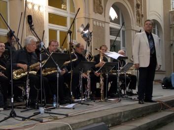 Big Band Českého rozhlasu, Zdroj: archív