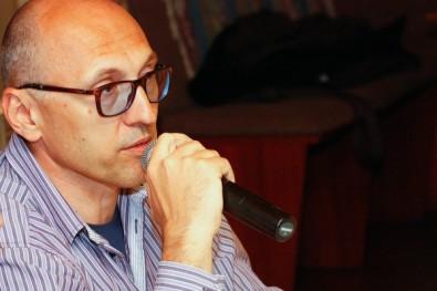 Mgr. Lešek Wronka, organizátor ceremoniálu. Foto: Karel Slabý, Topzine.cz