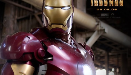 Robert Downey Jr. ve filmu Iron Man, Zdroj: distributor filmu