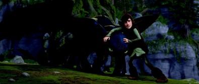 Jak vycvičit draka. Zdroj: distributor filmu