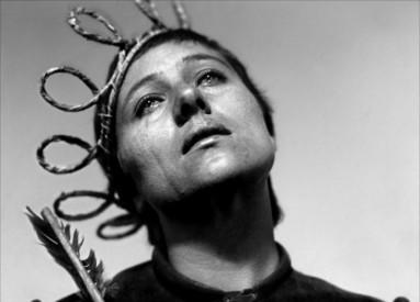 Maria Falconetti, Utrpení Panny orleánské
