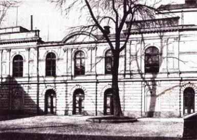 První foto divadla, Zdroj:klicperovodivadlo.cz