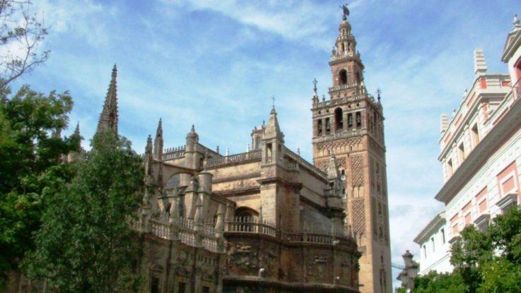 FOTO: Sevillská katedrála