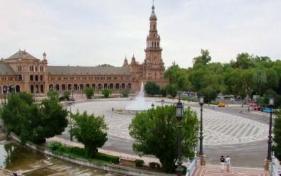 Plaza de Espaňa, Foto: Jana Samcová, Topzine.cz