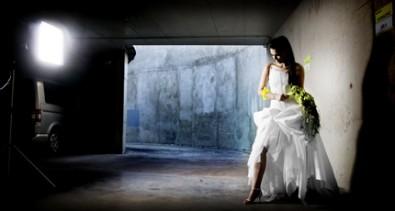 Svatební šaty, Zdroj: archiv Zajaty