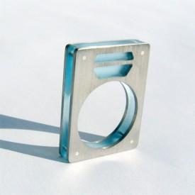 Materiál: nerez, ocel, perspex, Zdroj: archiv Anny Steinerové
