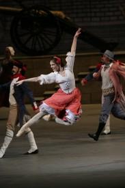 Plameny Paříže, Natalia Osipova jako Jeanne Zdroj: archív Moskevského Velkého divadla, Foto: Damir Yusupov