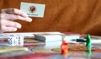 Cashflow - vylosovaná kartička, Foto: Hana Vítová, Topzine.cz