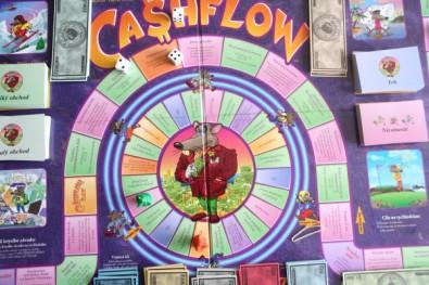 Cashflow - rozehraná hra, Foto: Hana Vítová, Topzine.cz