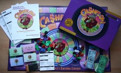 Cashflow - balení, Foto: Hana Vítová, Topzine.cz