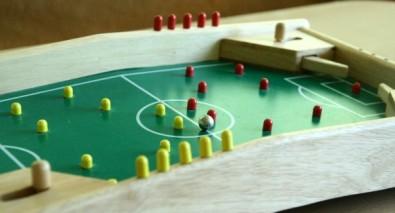 Flipper: stolní fotbal, Foto: Hana Vítová, Topzine.cz