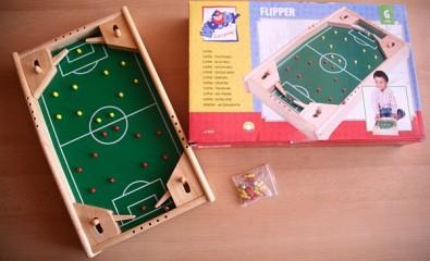Flipper: stolní fotbal - balení, Foto: Hana Vítová, Topzine.cz