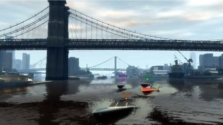 Na vodě Zdroj: videogamer.com