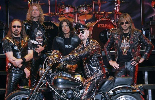 Kapela Judas Priest, Zdroj: archiv skupiny