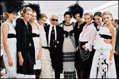 Chanel a Karl Lagerfeld. Zdroj: chanel.com