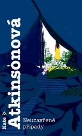 obálka Kate Atkinsonová: Neuzavřené případy