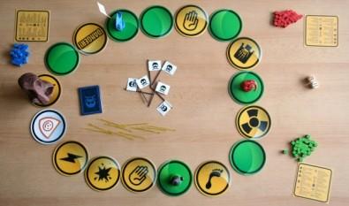 Laborigines - připravená hra, Foto: Hana Vítová, Topzine.cz