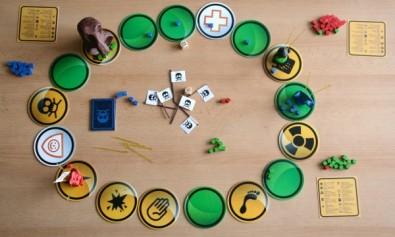 Laborigines - rozehraná hra, Foto: Hana Vítová, Topzine.cz