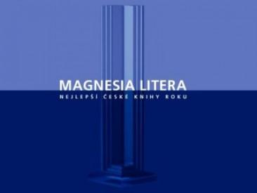 Logo soutěže Zdroj: magnesia-litera.cz