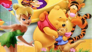FOTO: Medvídek Pú a jeho přátelé