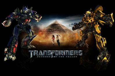Transformers 2: Pomsta poražených