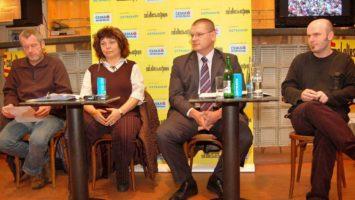 Tisková konference Colours of Ostrava