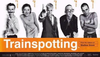 Trainspotting - britská kultovní klasika. Zdroj: Distributor filmu