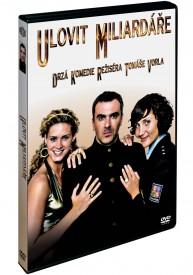 Ulovit miliardáře DVD Zdroj: distributor filmu