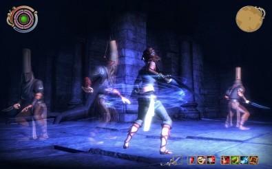 Sek sem se sekem    Zdroj: venetica-game.com