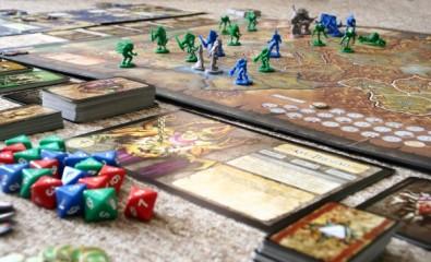 World of Warcraft - Nefarian přehlíží desku, Foto: Dušan Takáč, Topzine.cz